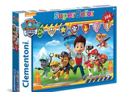 Con la oferta de Amazon puedes comprar el puzzle Clementoni 104 piezas de la patrulla canina por sólo 6,90 euros
