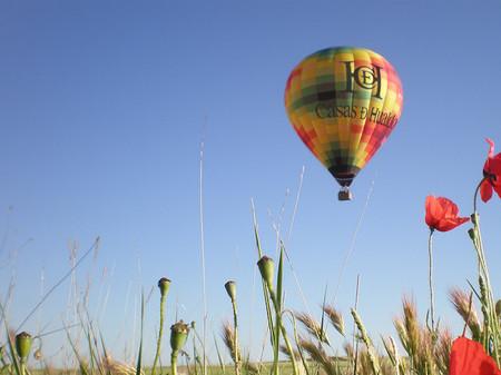 Nuevo concurso en nuestro Club: Gana un viaje en globo con Aceite Casas de Hualdo