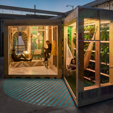 Mini Living Urban Cabin New York Bureau V Dezeen 01
