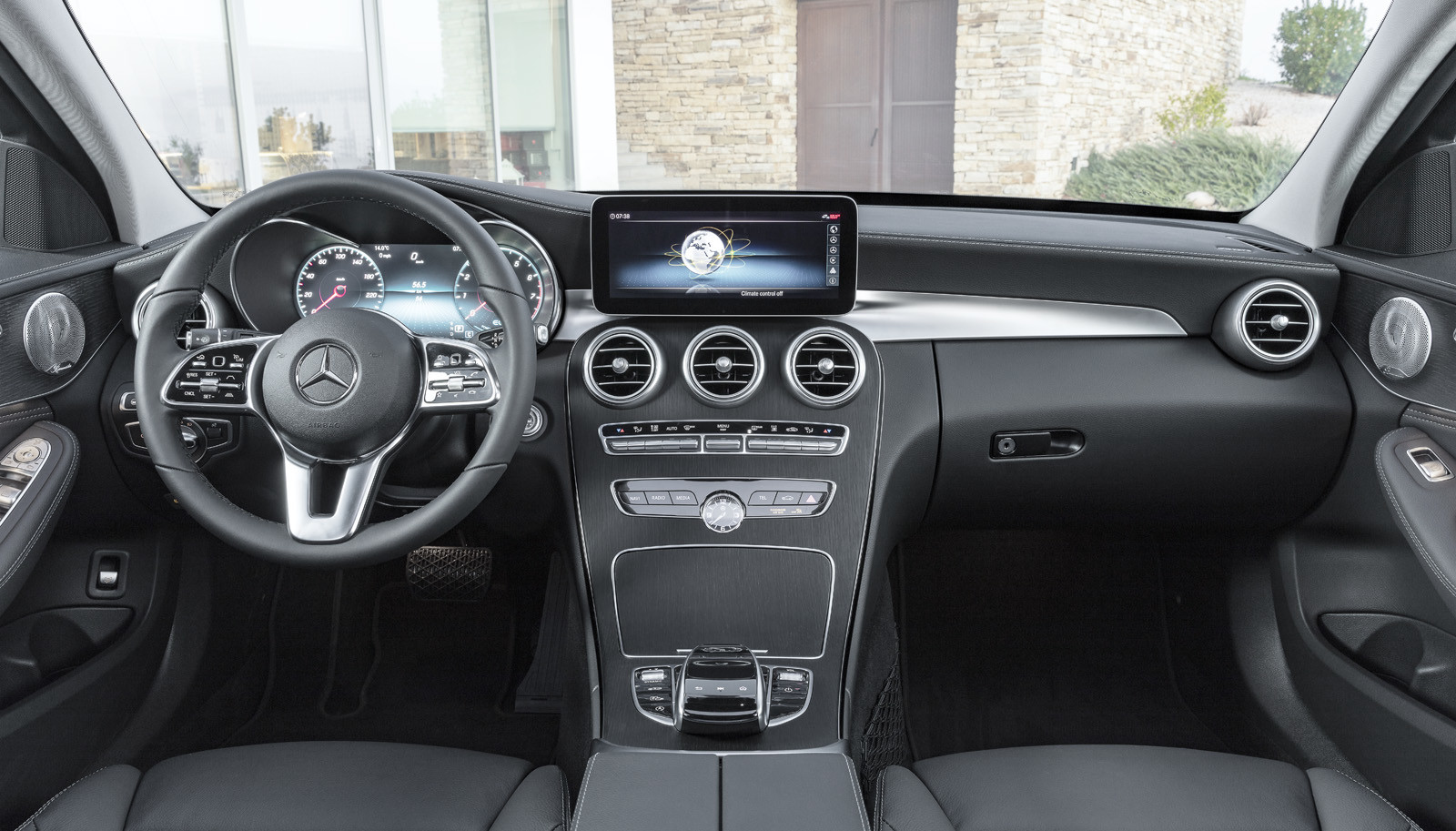 Foto de Mercedes-Benz Clase C 2018 (9/23)