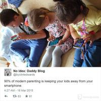 La paternidad y los tiempos modernos