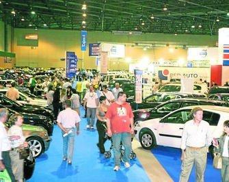 Feria del automóvil en Sevilla con importantes descuentos