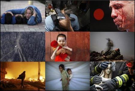 Las 151 mejores fotos de 2009 según Reuters