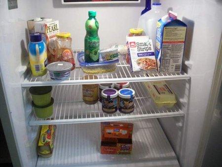 Diferentes gamas de conservación de los alimentos