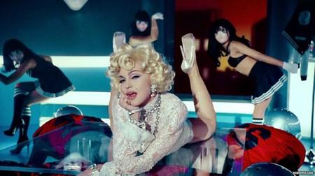 ¡Madonna se pone salvajona! Ya podemos escuchar 'Girls gone wild'