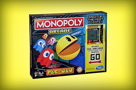 Este Monopoly de 'Pac-Man' incluye una mini arcade y se puede comprar de oferta en Amazon México por 371 pesos