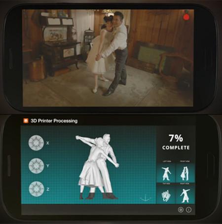 Pelican Imaging muestra su cámara de 16 lentes para smartphones que crea modelos 3D imprimibles