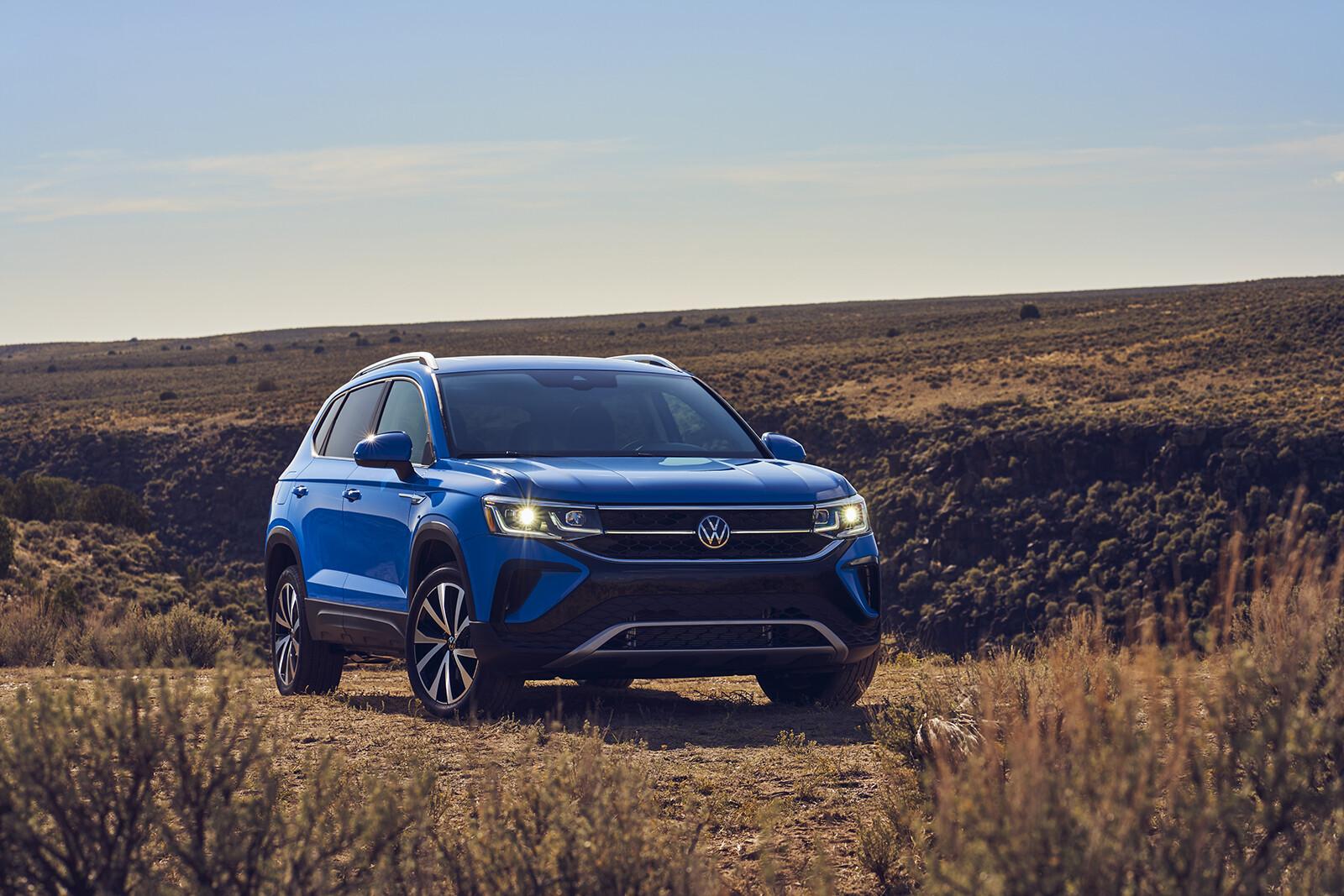 Foto de Volkswagen Taos (14/30)