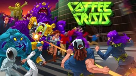 Primeras impresiones con Coffee Crisis, el absurdo beat'em up surgido de la Mega Drive de SEGA