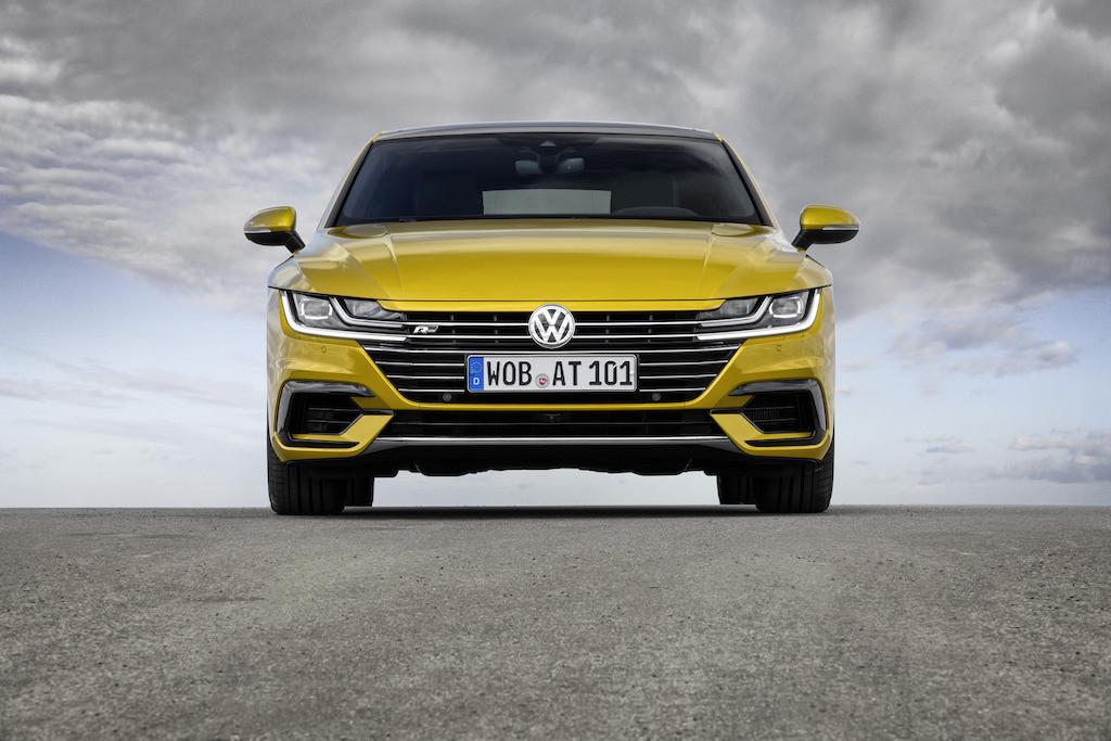 Foto de Volkswagen Arteon (13/25)