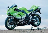 Edición especial de la Kawasaki ZX-10R