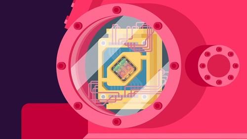 El futuro de la computación llegara en forma de procesadores cuánticos