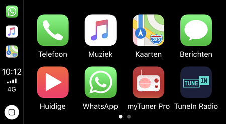 Whatsapp Carplay