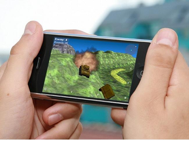 Juegos para dispositivos móviles