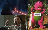 Hay más cine ahí fuera | 15-21 diciembre | Películas prohibidas, agradecimiento galáctico y actores con estilo propio