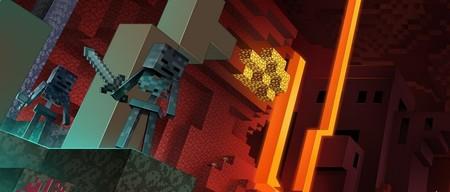 La Nether Update trastocará por completo el Nether de Minecraft la semana que viene