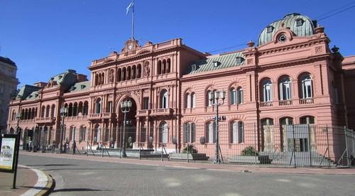 Un poco de historia de Buenos Aires: La Casa Rosada