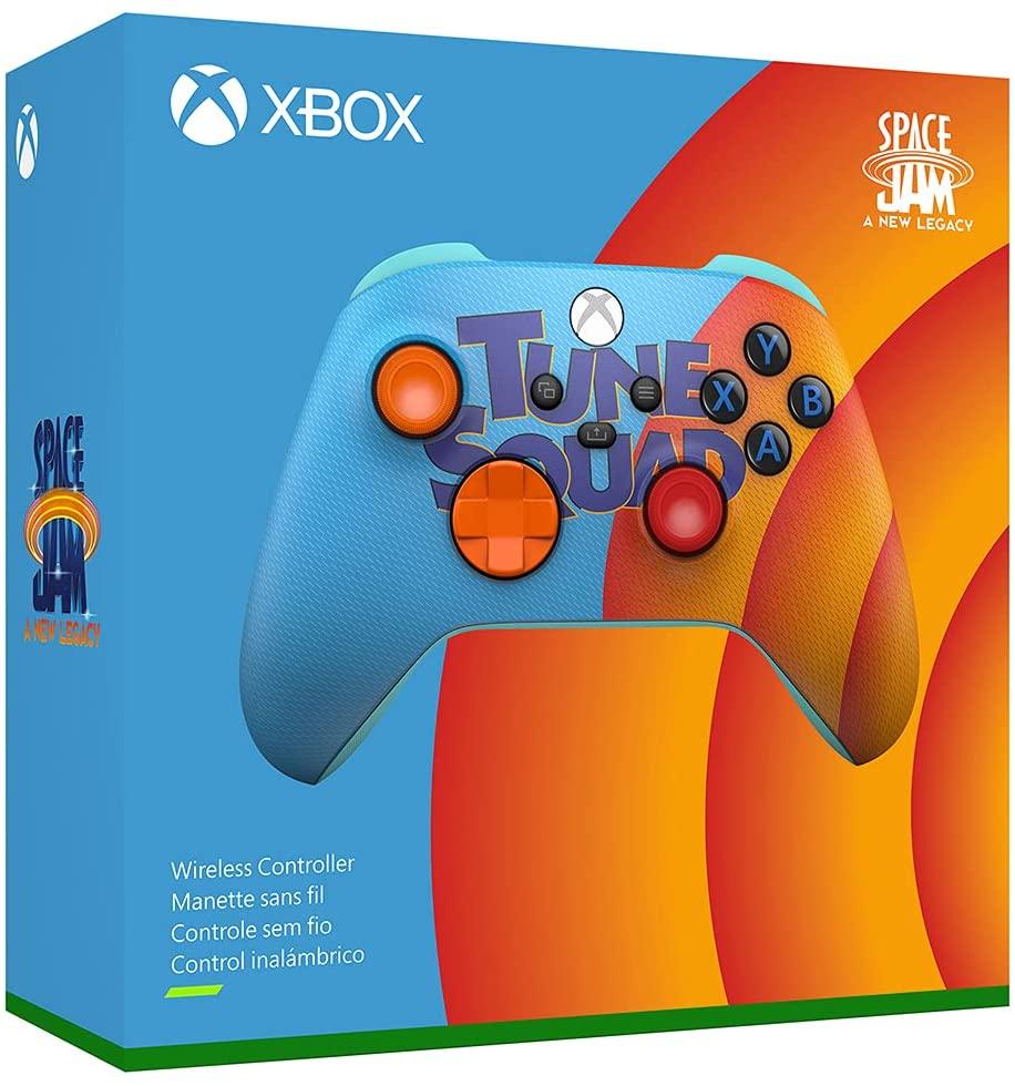 Control Inalámbrico Xbox - Space Jam: A New Legacy Tune Squad (Edición Exclusiva)