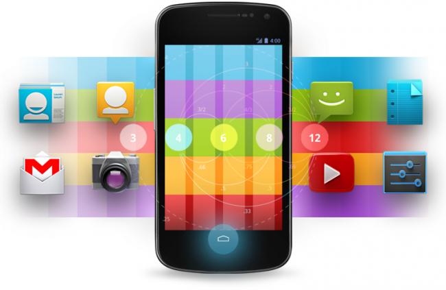 Diseño aplicaciones Android ICS