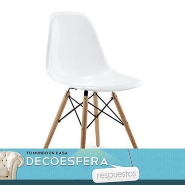 ¿Qué silla tipo Eames prefieres? La pregunta de la semana