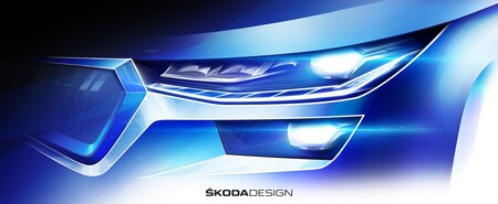 Skoda Kodiaq 2021 Teaser 02