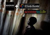 """Magnum y el Fondo Global, unidos para el """"Acceso a la vida"""""""