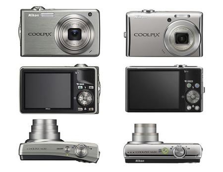Nikon Coolpix S620 y S630
