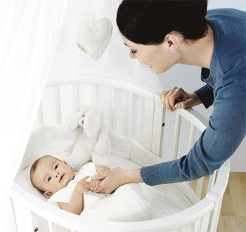 Materiales adecuados para el cuarto del bebé