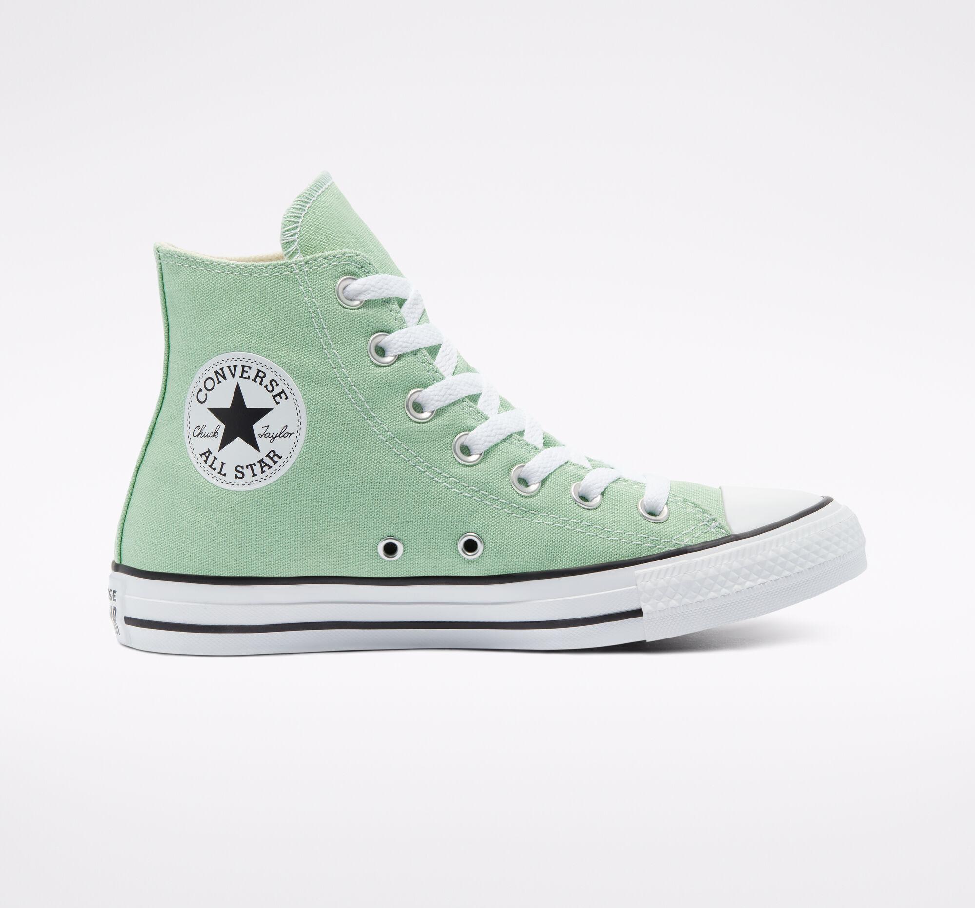 Zapatillas Chuck 70 en verde mint