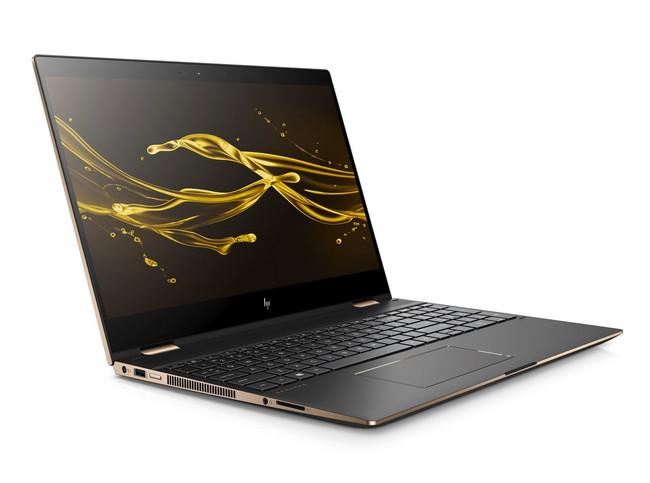 El HP Spectre X360 15 se renueva pasándose a las gráficas Radeon y añadiendo lector de huellas