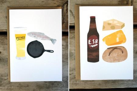 Maridaje de cerveza y comida por Heidi Schweigert