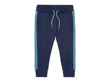 Pantalon De Chandal Azul Oscuro Infantil