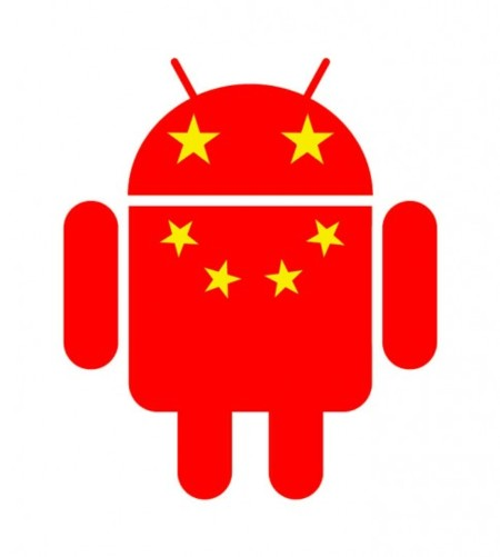 Android domina el mercado de los smartphones en China