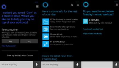 ¿Acostumbras a saltarte el gimnasio? Cortana ahora puede ayudarte a dejar de hacerlo