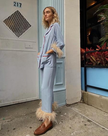 Street Style Pijama 05