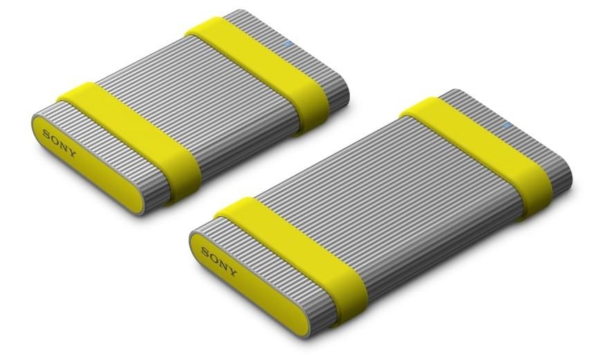 Sony estrena dos nuevas gamas de discos SSD externos a prueba de manazas