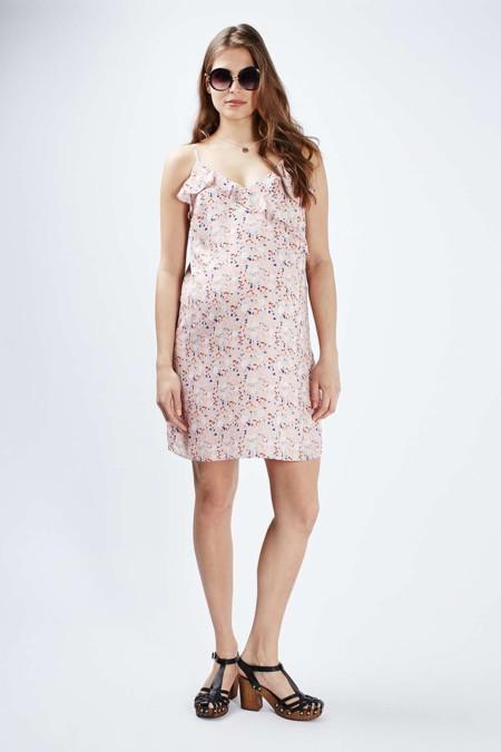 Vestido Premama Topshop Flores