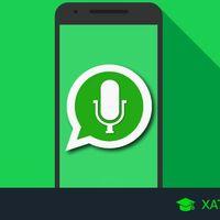 Cómo escuchar en WhatsApp una nota de voz antes de enviarla
