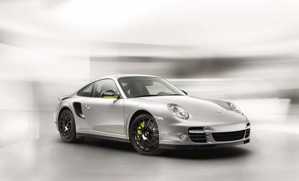 "Foto de Porsche 911 Turbo S ""Edition 918 Spyder"" (1/12)"