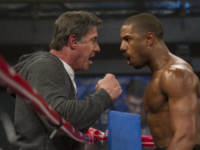 Taquilla española | Rocky lleva a Creed a lo más alto