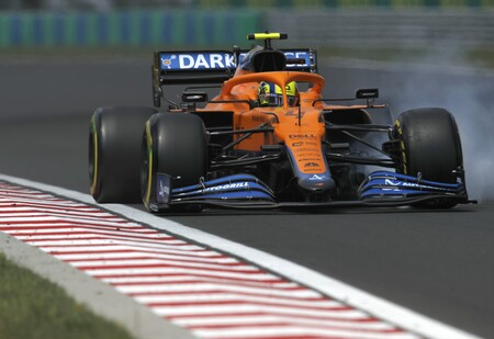 Norris Hungria F1 2021