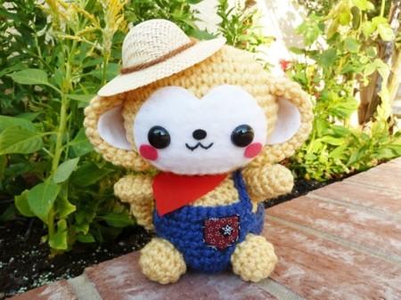 Amigurumi, la técnica japonesa para tejer muñecos de croché