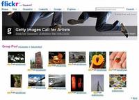 Getty Images sigue buscando talentos por flickr (pero lo pone más fácil)