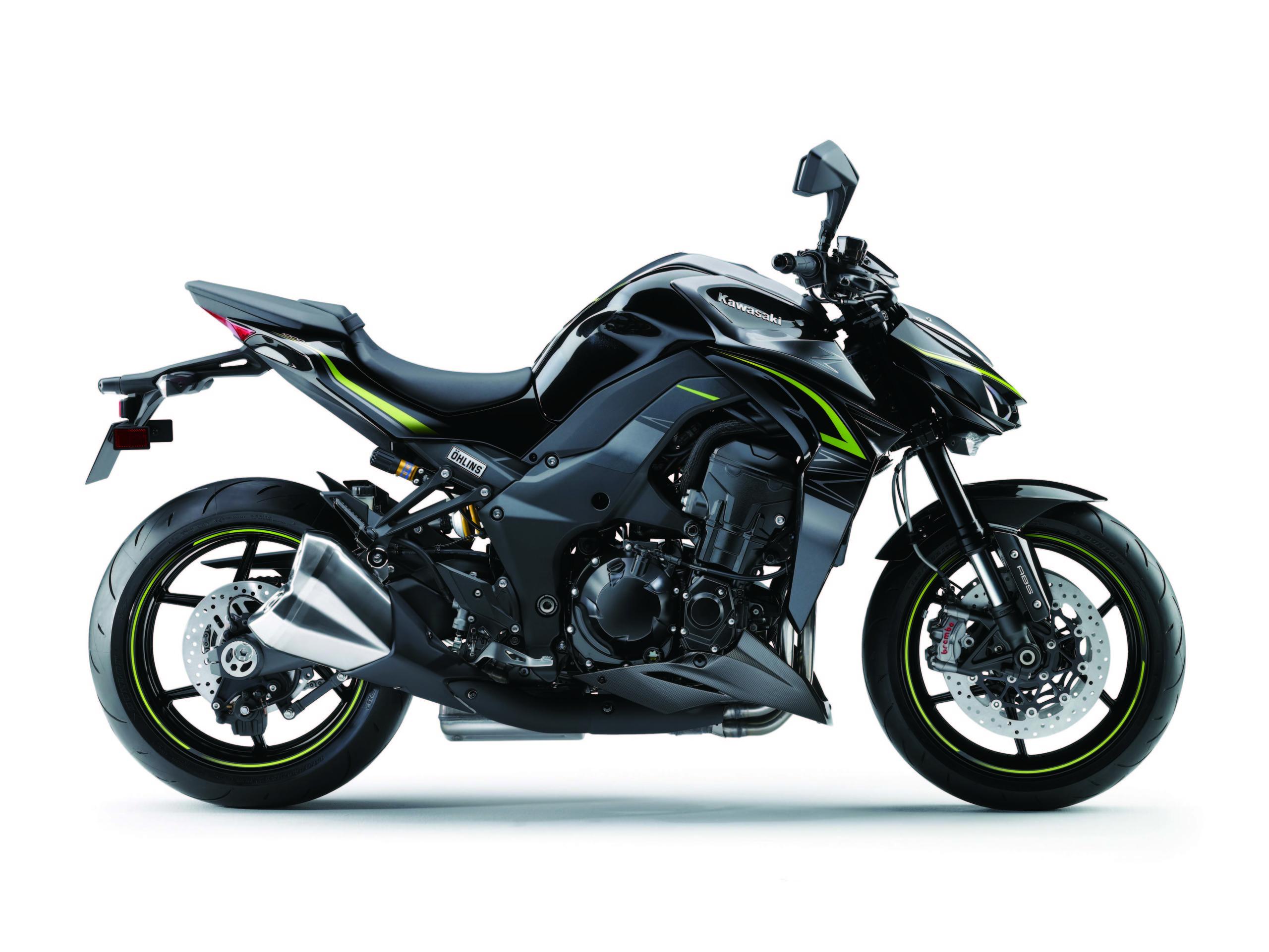 Foto de Kawasaki Z 1000 R Edition (7/10)