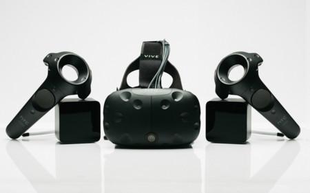 HTC Vive entra en escena: llegará a las tiendas en abril y costará 799 dólares