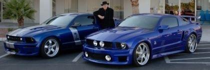 Dos nuevos Mustang a la venta a partir de 2006