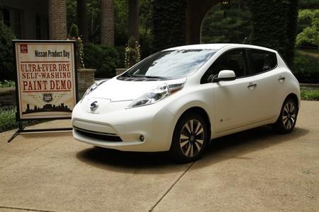 El Nissan LEAF se convertirá en el coche más limpio del mundo