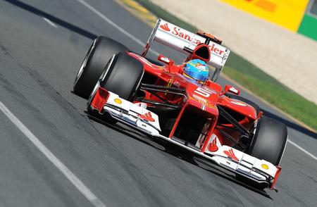 Las cuatro defectos del Ferrari F2012