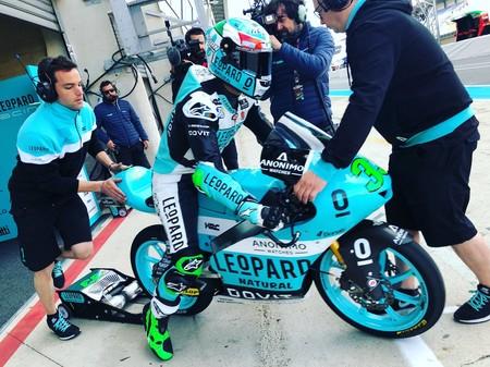 Enea Bastianini Gp Francia Moto3 2018