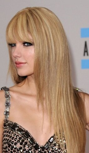 El cambio de look de Taylor Swift